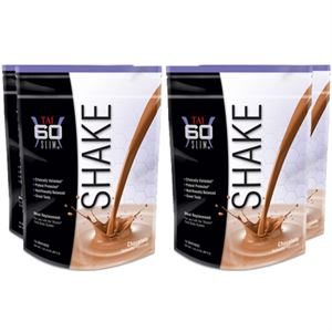 Picture of Shape Pack 1 (4 Chocolate SHAKEs)