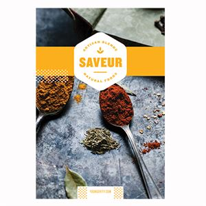 Picture of 2018 Saveur Natural Foods Catalog 20-Pack